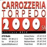 Logo carrozzeria Torpedo